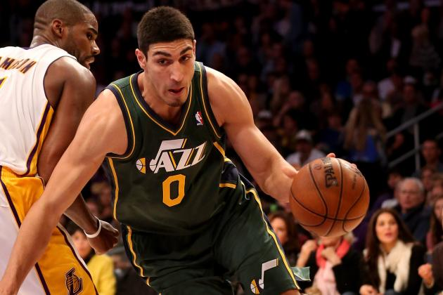 NBA Gamecast: Jazz vs. Magic