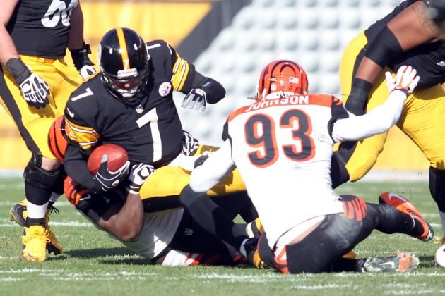 Bengals vs. Steelers: Cincinnati Gets a Gift-Wrapped Trip to the Playoffs