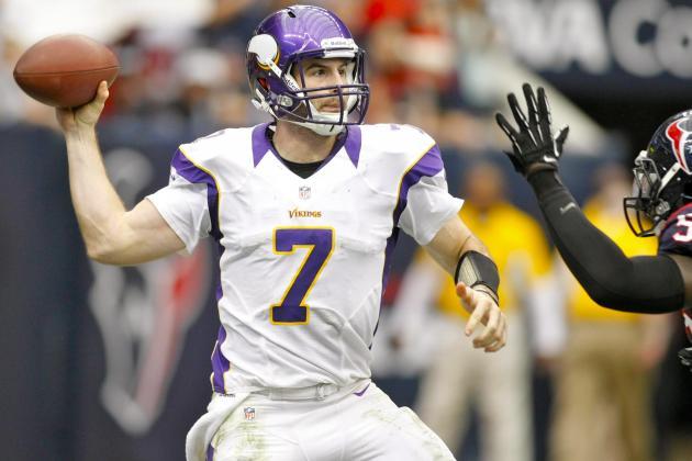 Vikings vs. Texans: Defense, Ponder Step Up as the Vikings Shock the Texans