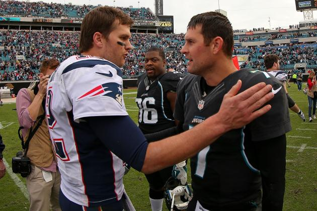 Patriots vs. Jaguars: Jacksonville Shows Heart, Comes Up Short