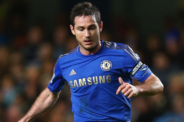 Frank Lampard Breaks Chelsea Scoring Record and Wants More