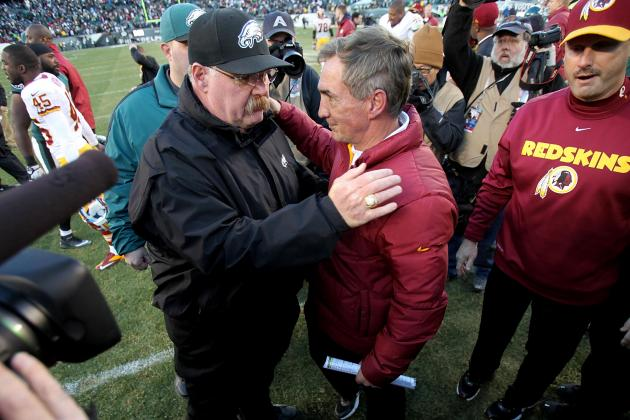 Redskins vs. Eagles: Washington Defense Beginning to Shine Approaching Playoffs