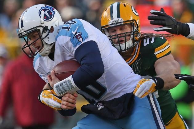 Tennessee Titans Lose to Green Bay Packers 55-7