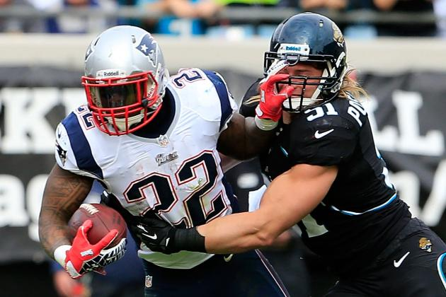 Patriots Are Pushed to the Limit by Jaguars but Prevail