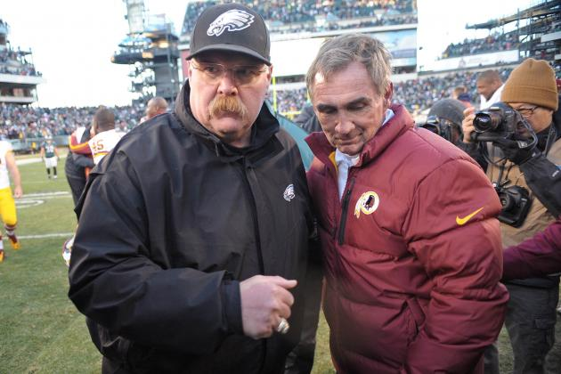 Redskins vs. Eagles: Time to Turn out the Lights in Philadelphia