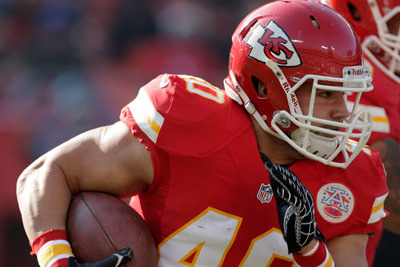 Chiefs Run All Over Arrowhead Turf Before Falling to Colts, 20-13