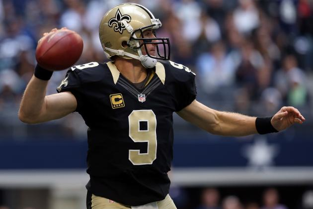 New Orleans Saints Survive Defensive Meltdown to Beat Dallas Cowboys 34-31