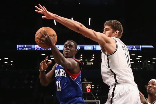Nets Beat 76ers Thanks to Big Edge in Free Throws