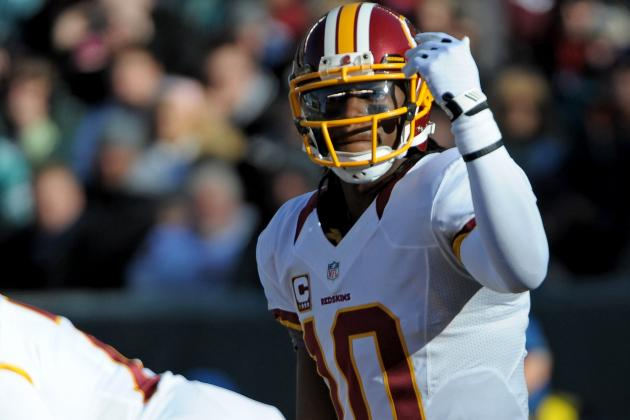 Washington Redskins One Win from NFC East Title—Bring on the Cowboys