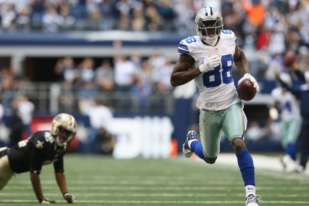Dallas Cowboys: Dez Bryant's 2nd-Half Disappearing Act Leads to Tough Loss