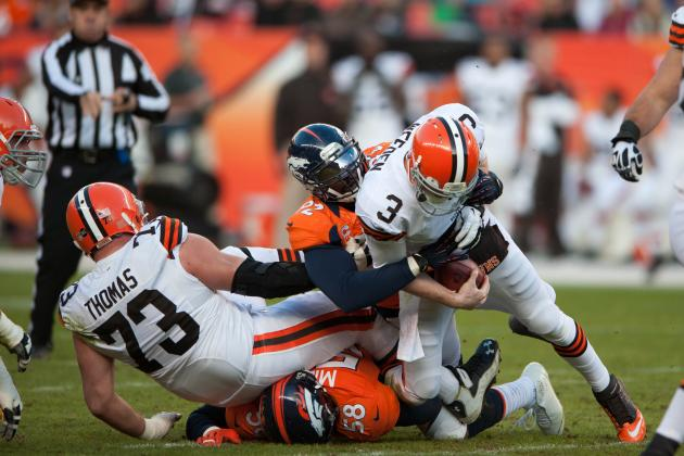 Browns vs. Broncos: Browns Add Injury to Insult in Blowout, 34-12 Loss