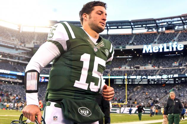 Tim Tebow Reportedly Asked Out of Wildcat Package vs. Chargers