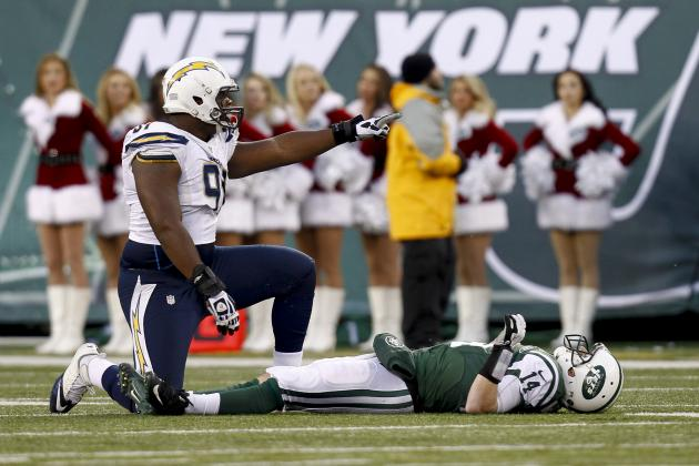Chargers vs. Jets: Quarterbacks Aren't New York's Only Problem