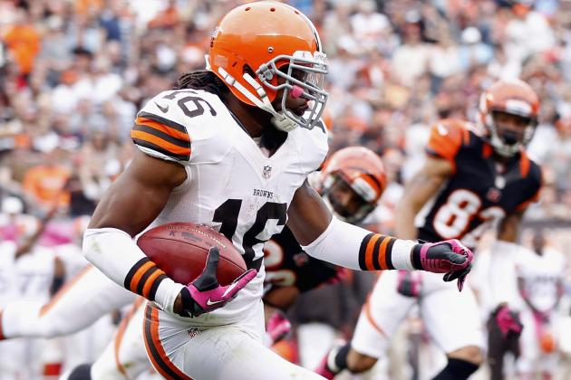 Josh Cribbs Angrily Lashes out on Twitter