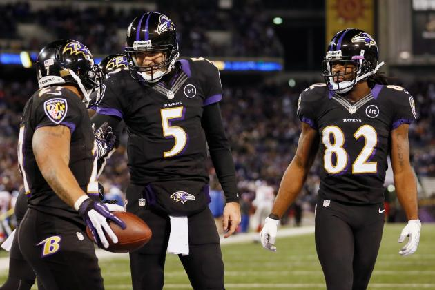 Giants vs. Ravens: Baltimore Makes a Statement, Clinches AFC North Title