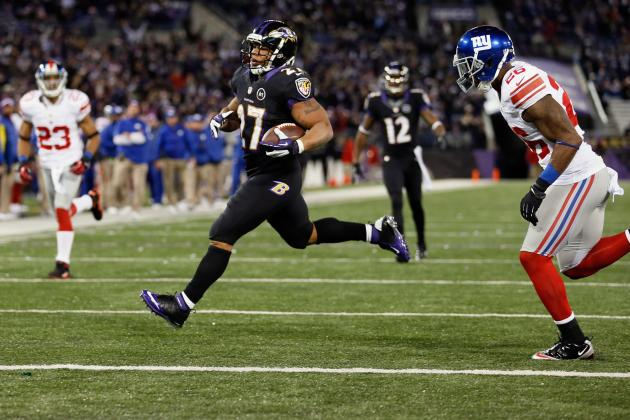 Giants vs. Ravens: New York's Defense Far from Terrifying After Pitiful Effort