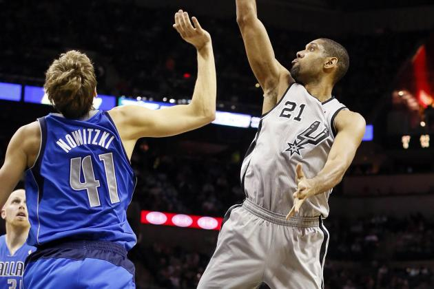 Dirk Nowitzki Is Dallas Mavericks' Early Christmas Present vs. San Antonio Spurs