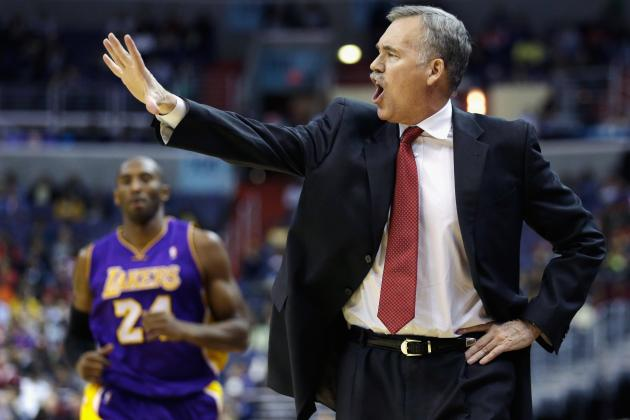 Lakers Rumors: How an Open Roster Spot Would Perfect Mike D'Antoni's Offense