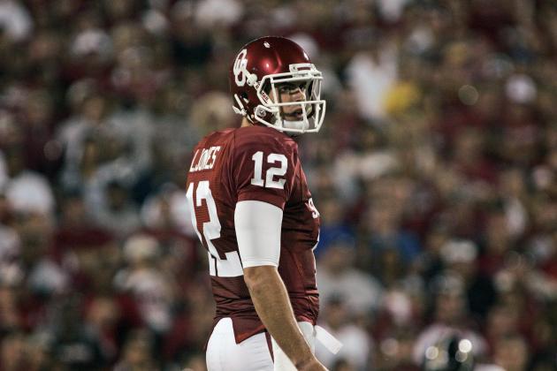 Oklahoma Football: Where 2012 Sooners Rank Among Bob Stoops' Teams