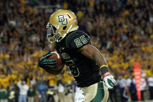 Lache Seastrunk of UCLA Bowl Foe Baylor Has Regained Stride