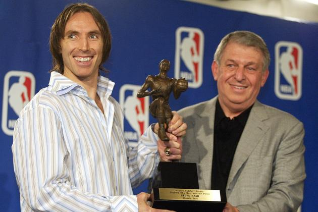 Why Lakers' Steve Nash Has a Better Shot at MVP Than Kobe