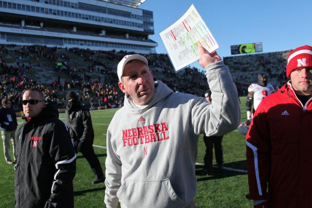 Nebraska Football: Projecting the Huskers 2013 Offensive Depth Chart