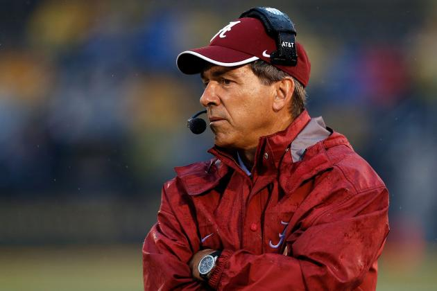 Alabama Football: Why the Tide's Offensive Philosophy Shouldn't Change in 2013