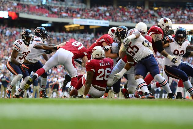 Bears vs. Cardinals: Turnovers and Poor Execution Plague Arizona at Home