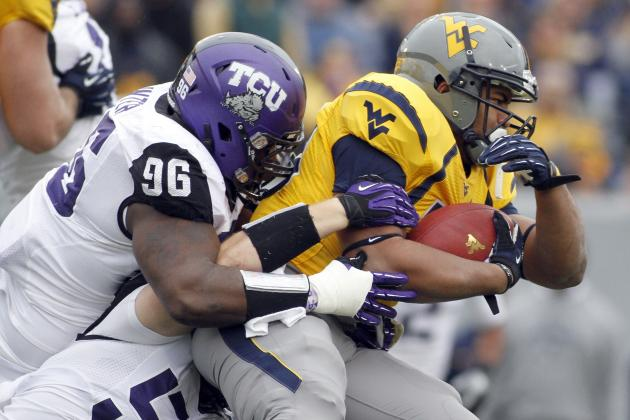 WVU Football: Mountaineers Will Run over Syracuse in Pinstripe Bowl