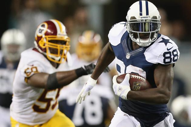Cowboys-Redskins Flexed to Sunday Night Football in Week 17