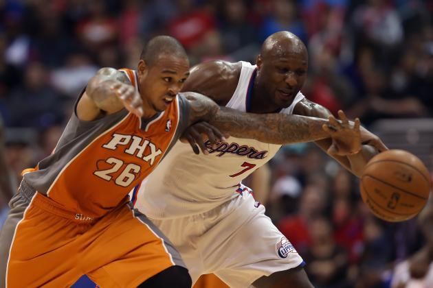 Suns Winning Streak Against Clippers Snapped
