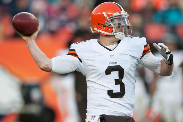 Weeden, Richardson Injured in Browns' Loss