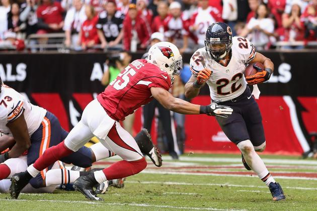 Chicago Bears Winning Ugly: Bears 28, Cardinals 13