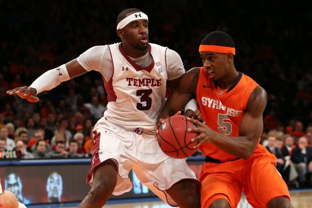 Syracuse Basketball: Loss to Temple Exposes a Glaring Weakness
