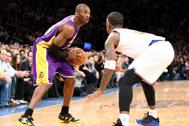 Is Kobe Bryant Taking the Right Kind of Shots?