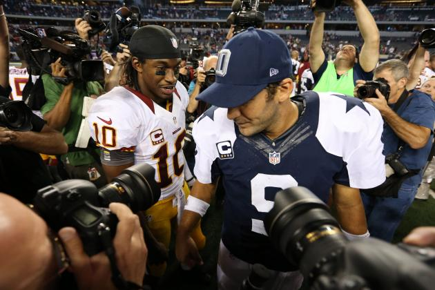 How Will the NFC East Logjam Sort Itself out in Time for Playoffs?