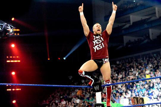 WWE's Top 10 of 2012, No. 9: Daniel Bryan and the WWE Universe Just Say Yes!