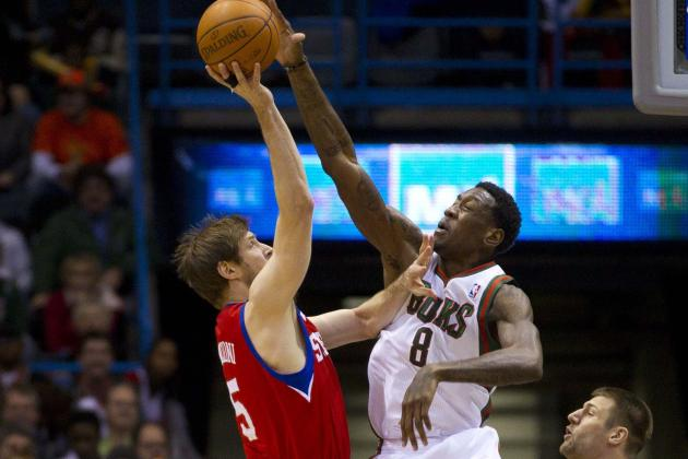 Larry Sanders Can Be Milwaukee Bucks' Version of OKC Thunder's Serge Ibaka