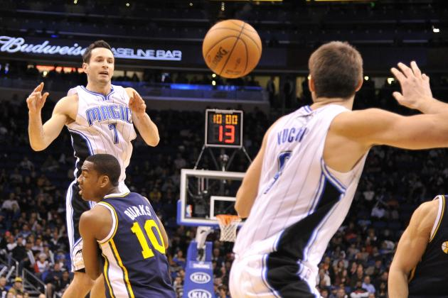 Plagued by Turnovers, Magic Fall to the Jazz 97-93