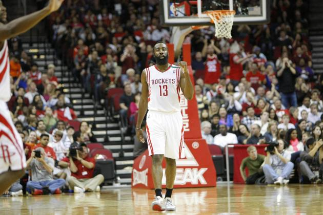 Can the Houston Rockets Shock the Western Conference?