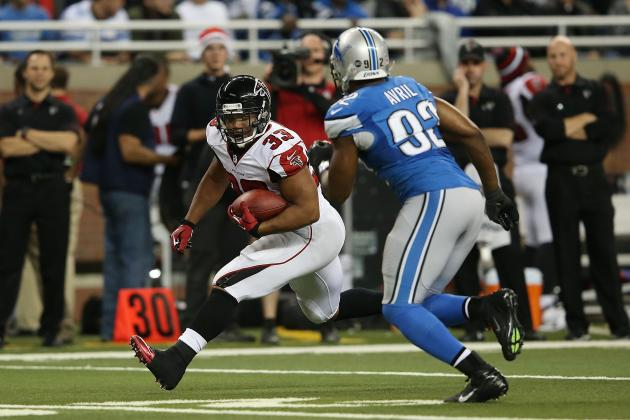 Atlanta Falcons: Running Game Isn't Necessary to Super Bowl Run