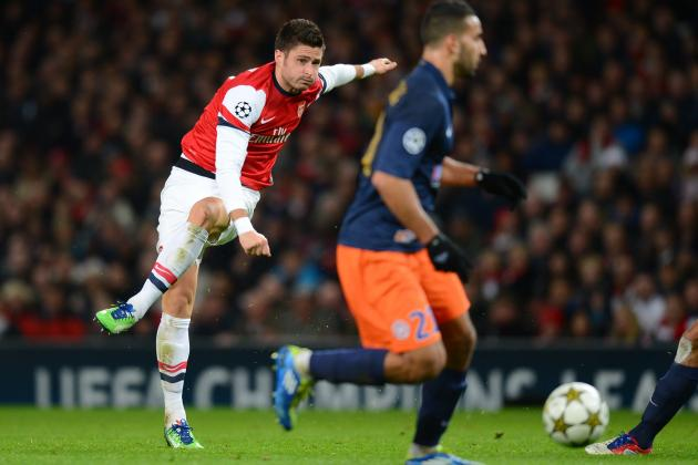 Why Olivier Giroud Was the Defining Ligue 1 Player of 2012