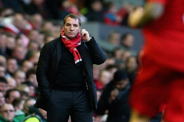 Steven Gerrard Is Holding Back Liverpool and Brendan Rodgers