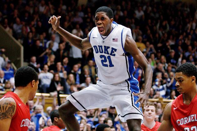 Duke Basketball: Why Amile Jefferson Needs to Play More Minutes