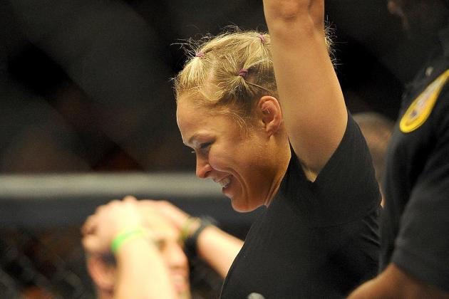 UFC 157: Is 'the Ronda Show' Just a Freakshow?