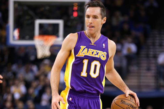 Steve Nash's Importance on Full Display in Return