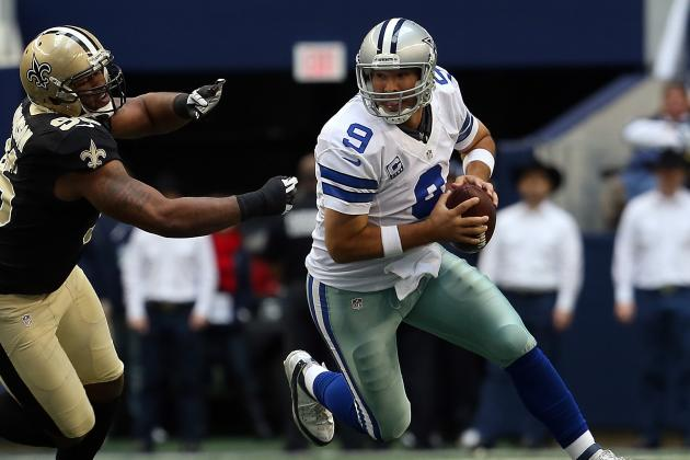 Giants' Loss Hands Cowboys Control Again