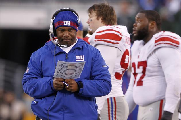 Another Lame Effort by Giants' D Adds Fewell to Fire