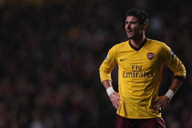 Arsenal FC: What Should the Gunners' Center Forward Rotation Look Like?