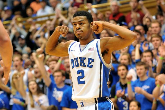 Duke Basketball: Quinn Cook's Turnaround Has Made Blue Devils Title Contenders
